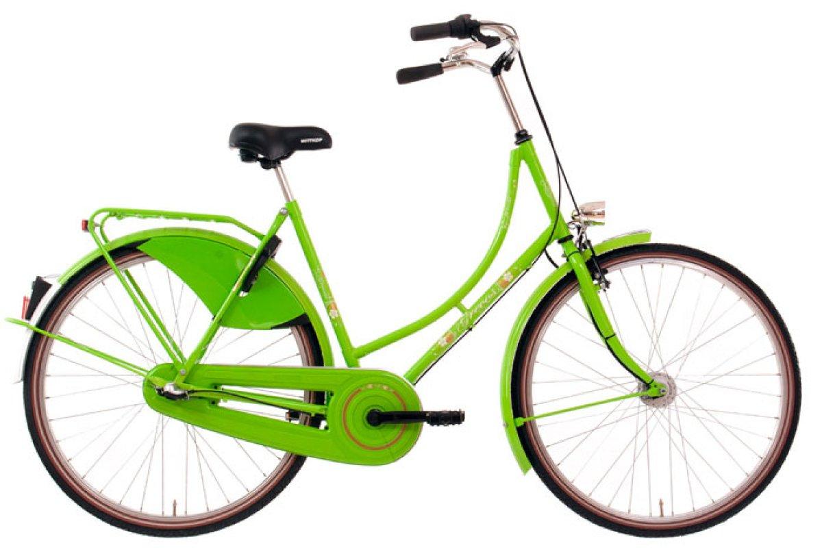 Bergmann Fahrrad